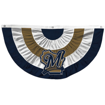 Milwaukee Brewers Team Bunting
