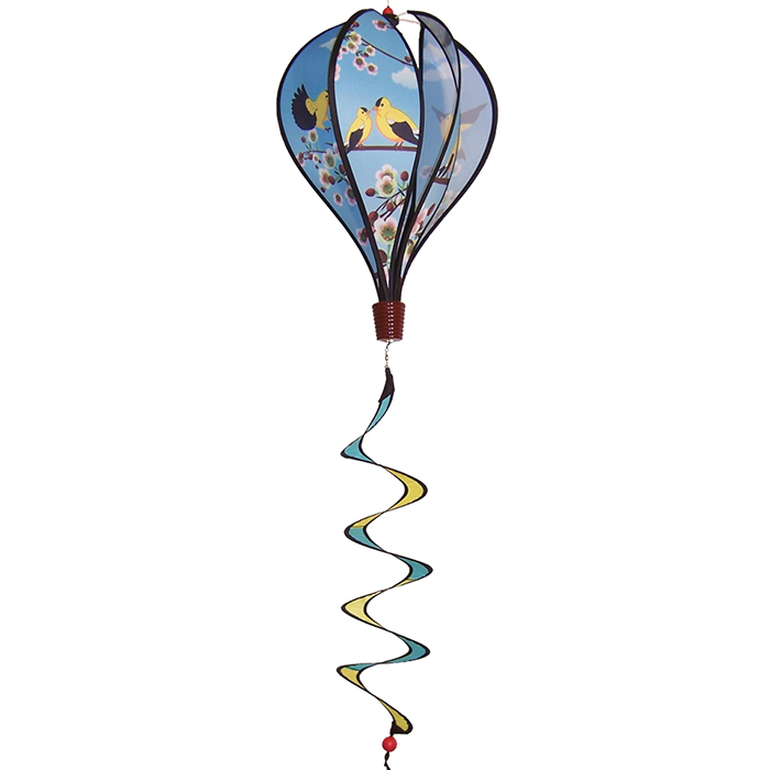 "16"" Goldfinch Family Hot Air Balloon"